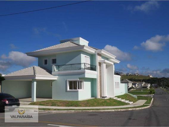 Sobrado Com 4 Dormitórios À Venda, 252 M² Por R$ 1.118,000 - Urbanova - São José Dos Campos/sp - So0032