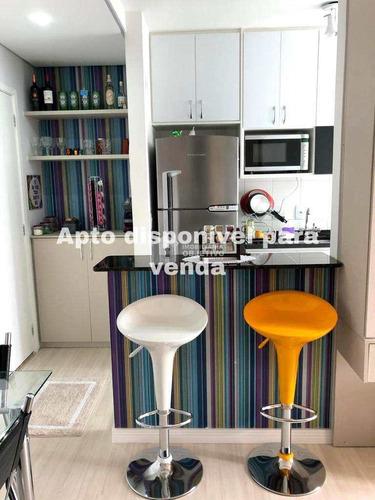 Apartamento Com 2 Dorms, Jardim Casablanca, São Paulo - R$ 250 Mil, Cod: 4151 - V4151