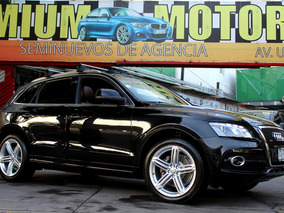 Audi //q3 S Line Elite// 2012 Seminueva!! Piel Qc Gps!!