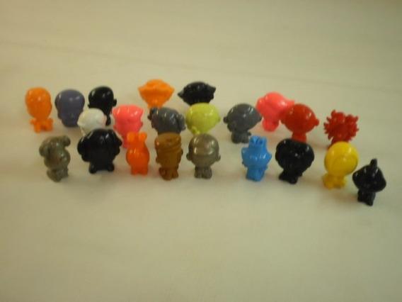 Mini Coleção Boneco Gogos Mônica Brinquedo Antigo Panini 5