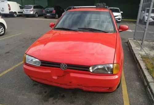 Imagem 1 de 12 de Volkswagen Gol 1996 1.0 Mi 3p