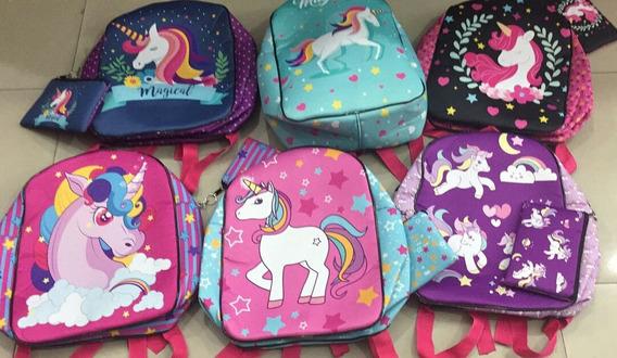 Mochilas Escolares De Unicornio