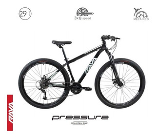 Bicicleta Rava Tsw Pressure Aro 29 Disco 24v