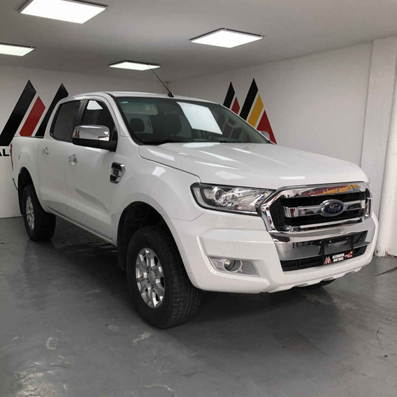 Ford Ranger 2017 4p Xlt Doble Cab L4/2.5 Man