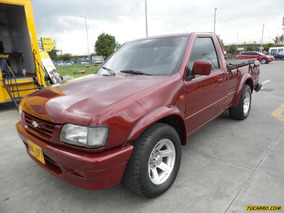 Chevrolet Luv Std [tfr] Mt 2300cc 4x2