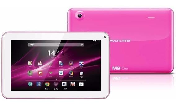 Tablet Multilaser M9 Nb247 Tela 9 Android 6.0 3g ( Outlet )