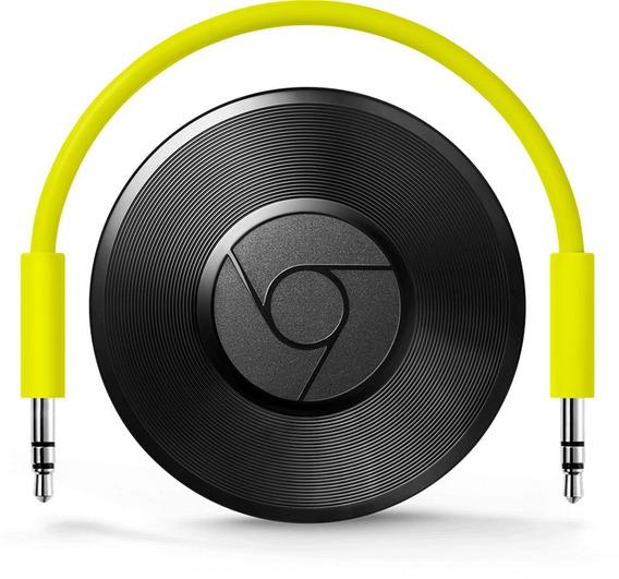 Google Chromecast Audio - Preto