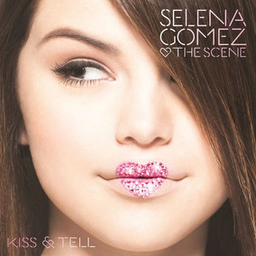 Selena Gomez & The Scene - Kiss And Tell (novo / Lacrado)