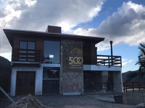Imagem 1 de 30 de Sítio Com 4 Dormitórios À Venda, 4000 M²  Santo Amaro Da Imperatriz/sc - Si0011