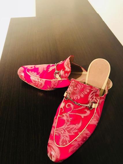 Zapatos Sandalias Slippers Ginebra - Talle: 37