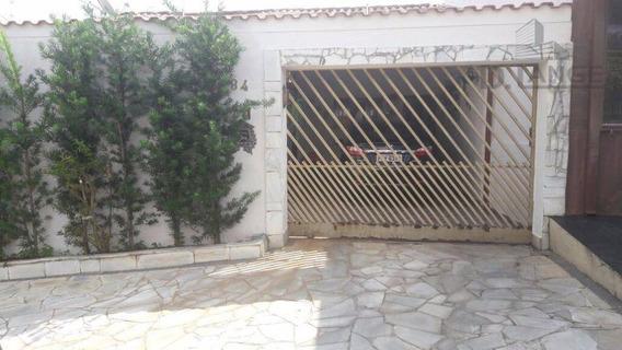 Casa Com Muito Espaço, Parque Residencial Vila União, Campinas - Ca10667. - Ca10667