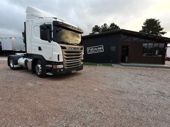 Scania G 400 4x2 Toco Ar Cond E Rodas Aluminio