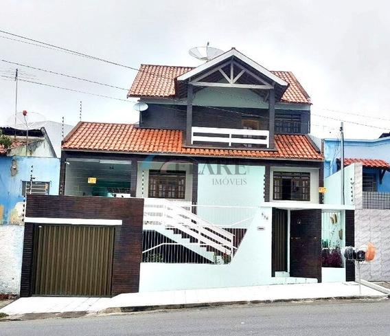 Casa - Alto Branco - Ref: 1043 - V-1043