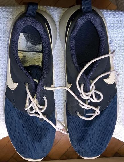 Zapatillas Nike Como Nuevas Talle 6y Plantilla Mide 24 Cm