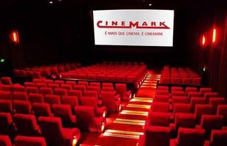 Ingresso Entrada Inteira Cinema Cinemark (ingresso Físico)