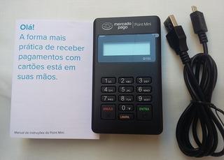 Pagseguro + Maquininha Moderninha Point Mini - Melhor Que