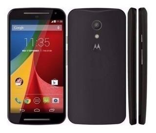 Motorola Moto G2 Preto Xt1069 8gb Tv Dual Chip Original