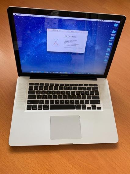 Macbook Pro 15 2011 Excelente!
