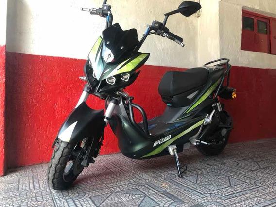 Moto Elétrica Aima Jeek X6 2019