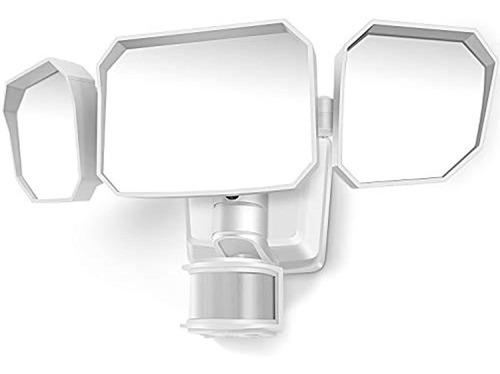 Luces De Seguridad Con Sensor De Movimiento Para Exteriores