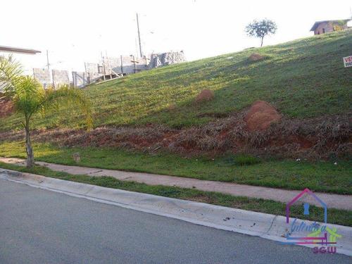 Imagem 1 de 11 de Terreno À Venda, 252 M² Por R$ 160.000,00 - Terras De São Fernando - Cotia/sp - Te0216