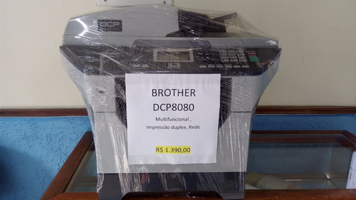 Impressora Brother Dcp-8080