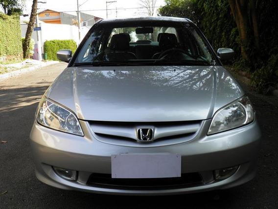 Honda Civic Lxl 1.7 Autom.