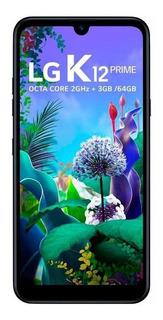 LG K12 Prime Dual SIM 64 GB Moroccan blue 3 GB RAM