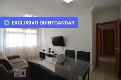 Apartamento No 3º Andar Mobiliado Com 2 Dormitórios E 1 Garagem - Id: 892935545 - 235545