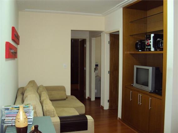 Apartamento Em Tatuapé, São Paulo/sp De 78m² 3 Quartos À Venda Por R$ 550.000,00 - Ap235321