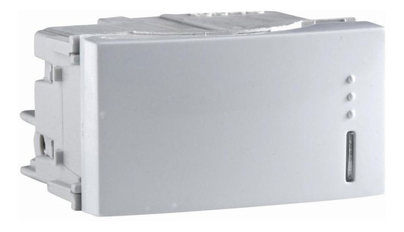 Interruptor Unipolar 10 A - 250v - Blanco