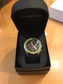 Relógio Emporio Armani Ar5865 Preto Original