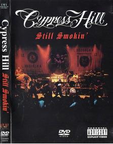 Cypress Hill - Still Smokin - Eua 2000 Dvd Original