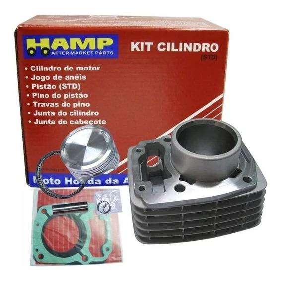 Kit Cilindro Motor Hamp Original Honda Fan 125 2009/2015
