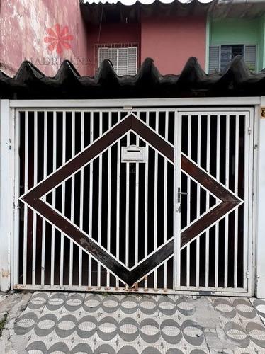 Imagem 1 de 15 de Casa Sobrado Para Venda, 2 Dormitório(s) - 1826