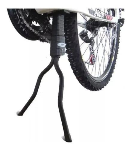 Imagem 1 de 3 de Descanso Cavalete Central Bicicleta Aro 27.5 E 29
