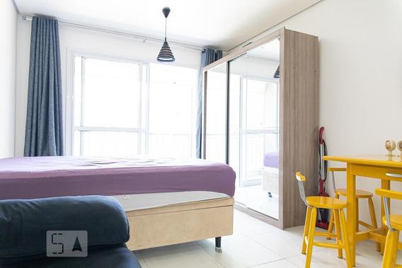 Apartamento Para Aluguel - Bela Vista, 1 Quarto, 28 - 893117618