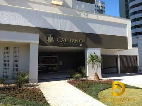 Apartamento Padrão À Venda Em Criciúma/sc - 191