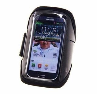 Braçadeira Sport Para Celulares Samsung S3 /s4 /s5 - Lavável