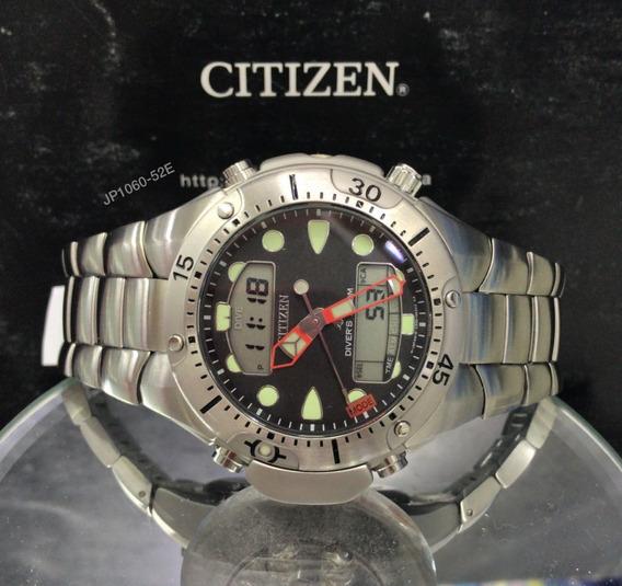 Relógio Citizen Aqualand I I Jp1060-52e