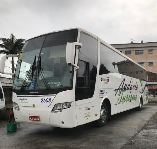 Ônibus Executivo Busscar O 500 Rs-2008