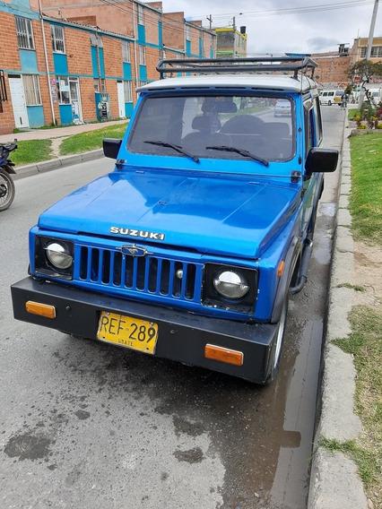 Suzuki Sj410 Hermoso Camperos