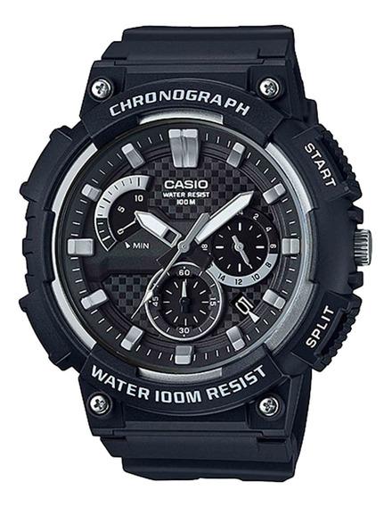 Relógio Casio Mcw-200h-1avdf Masculino Preto - Refinado