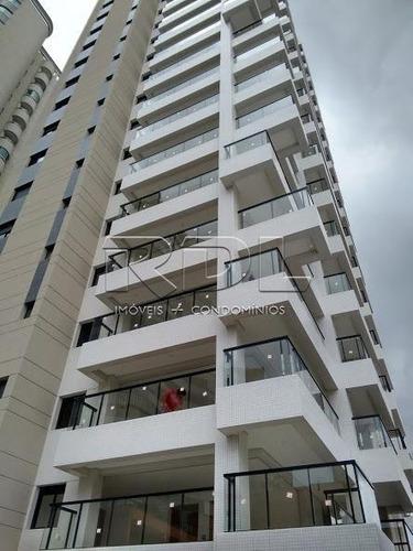 Apartamento À Venda, 4 Quartos, 3 Suítes, 4 Vagas, Jardim - Santo André/sp - 3933