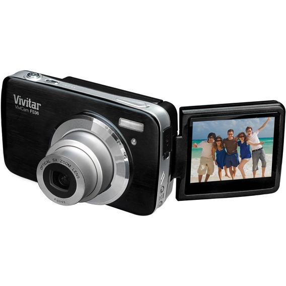 Camara Vivitar F536 De 14.1 Mega Pixel