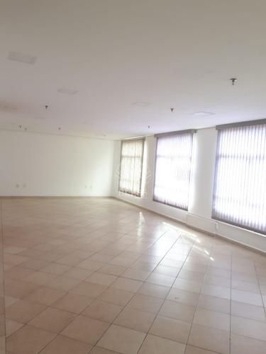 Sala Comercial Para Locação, Edifício Comercial Tebas,  Vianelo, Jundiaí, Sp. - Sa00321 - 34662401