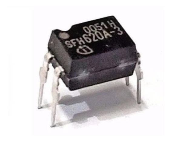Kit X2 Sfh620 Opto Entrada Alterna Led-trans Tlp620 H11aa1