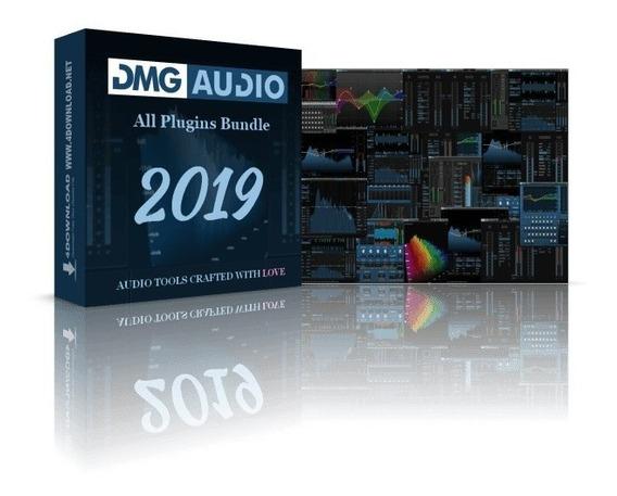Dmg Plugins 2019 - Envio Imediato