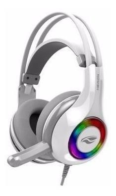 Fone De Ouvido Headset Gamer Usb 7.1 Heron Ph-g701wh C3tech