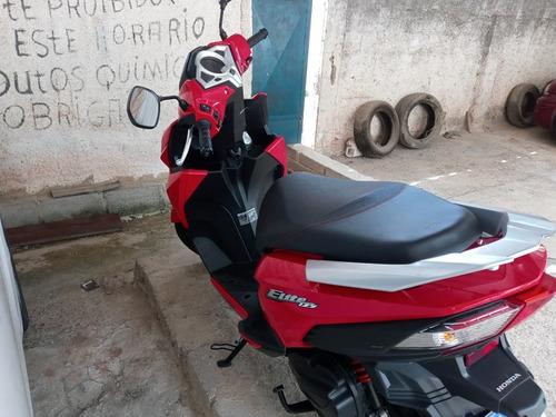 Moto Honda Elite 125 2020